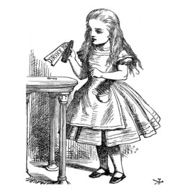 Alice tenniel