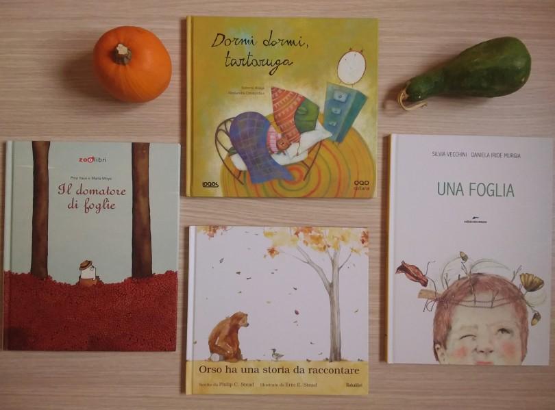 Autunno libri vari