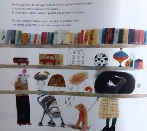Il mondo che vorrei biblioteca