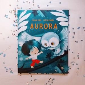 Aurora copertina