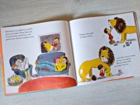 Come nascondere un leone primo