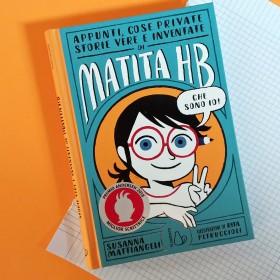 Matita HB copertina