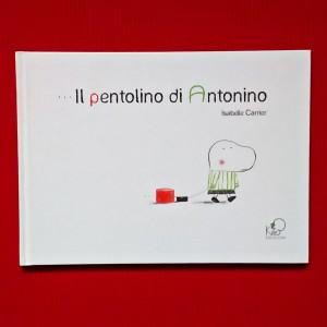 Il pentolino di Antonino copertina