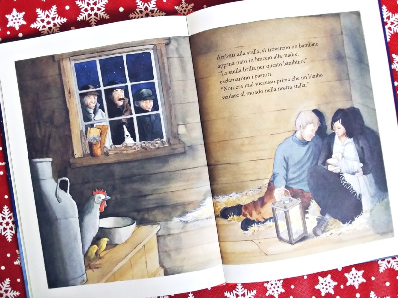 Natale nella stalla evidenza