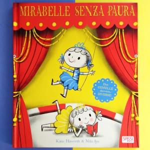 Mirabelle senza paura copertina
