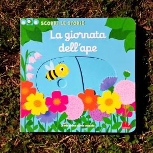 La giornata delle api copertina