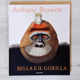 Bella e il Gorilla copertina