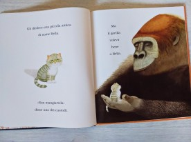 Il gorilla e il gattino