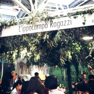 Ippocampo stand