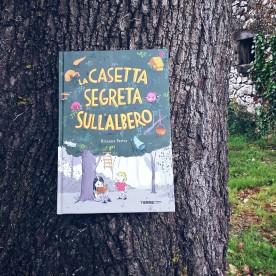 La casetta segreta copertina
