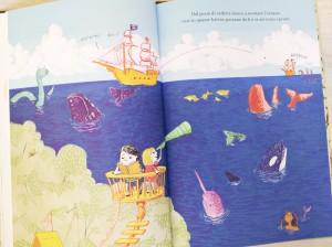 Casetta segreta balene