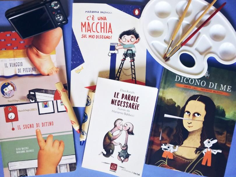 Marianna Balducci libri