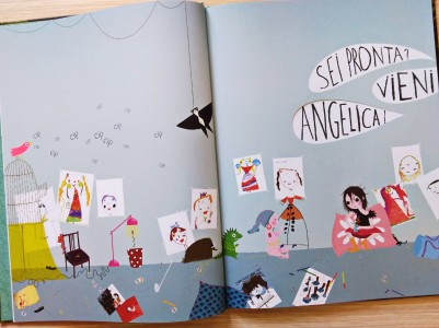 Angelica interno