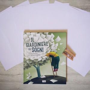 Il giardiniere dei sogni quadrato