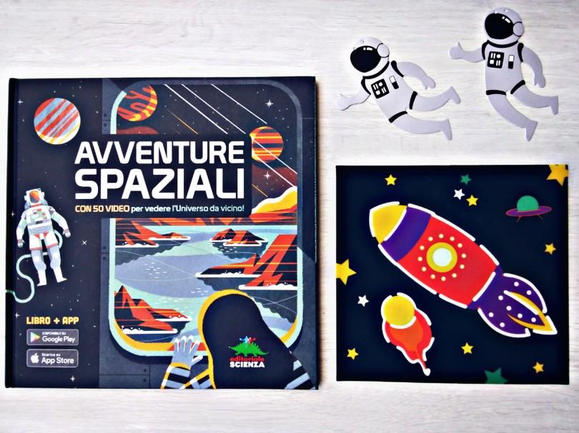 Avventure spaziali Ed. Scienza