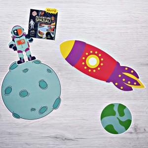 Avventure spaziali quadrato
