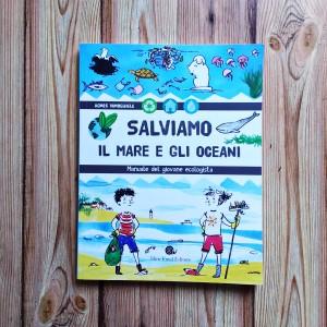 Salviamo il mare e gli oceani copertina