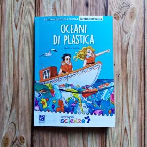 Oceani di plastica copertina