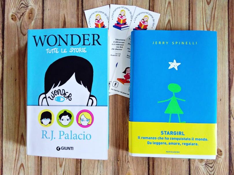 Wonder e Stargirl evidenza