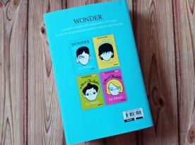 Wonder quarta di copertina