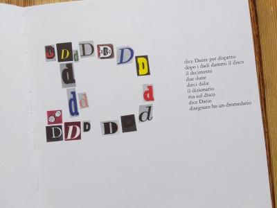Alfabetiere Munari D