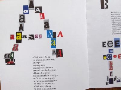 Alfabetiere Munari A