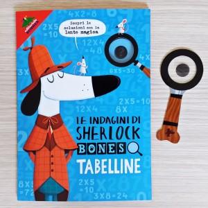 Sherlock Bones le tabelline