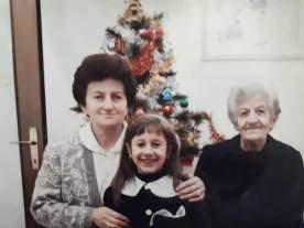 Stella e la nonna Antonia