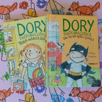 Dory va a scuola copertina