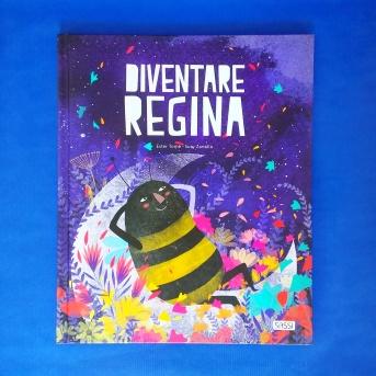 Diventare Regina copertina