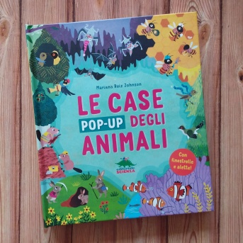 Case pop-up animali