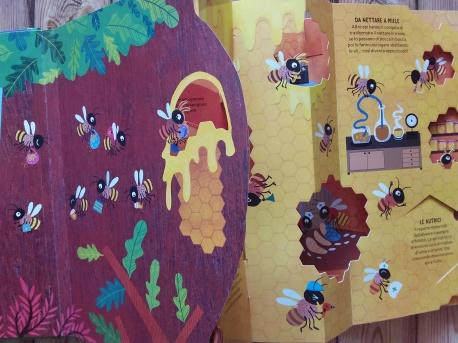 Case pop-up animali api