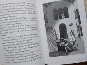 Sebastian's Chronicles prequel interno
