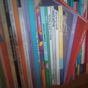 Storie al quadrato libreria