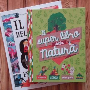 Super libro natura esperimenti