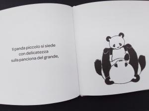 Panda Pandino insieme