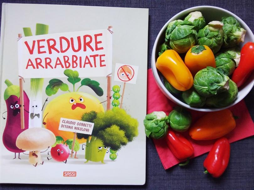 Verdure arrabbiate evidenza