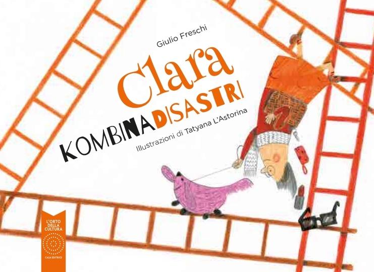 Clara Kombinadisastri copertina