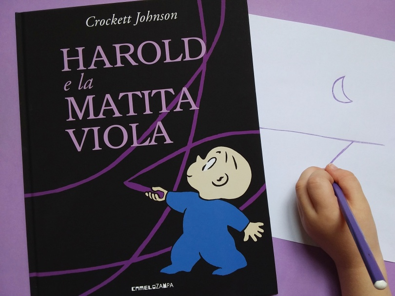 Harold e la matita viola evidenza