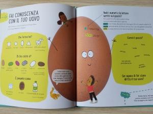 Conoscere l'uovo