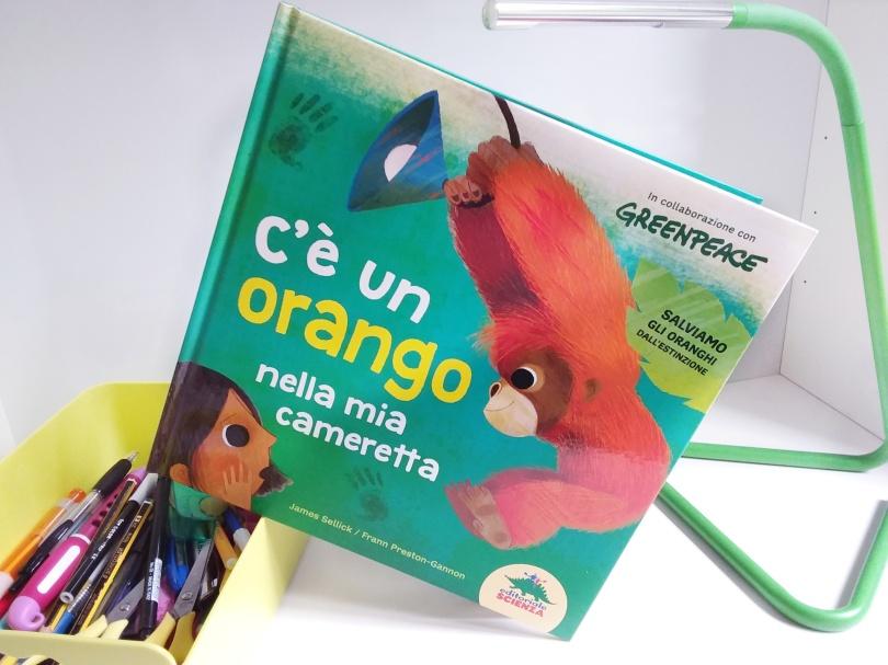 Orango evidenza