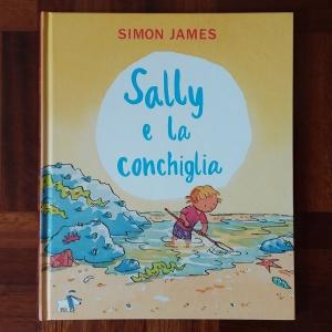 Sally e la conchiglia copertina