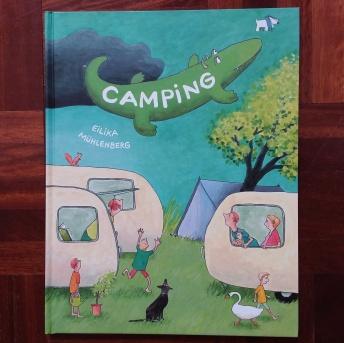 Camping copertina
