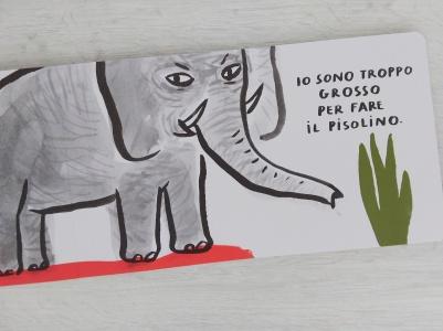 Riposino dell'elefante