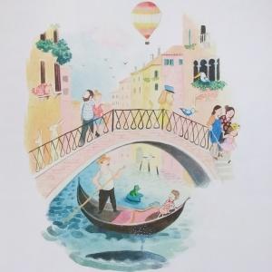 Venezia Camille Jourdy